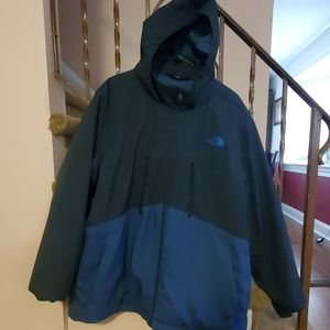 Men's North face Winter jacket